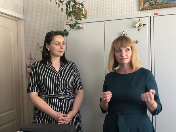 Юлия Саранова: Вместе мы сможем оперативно решать социальные проблемы