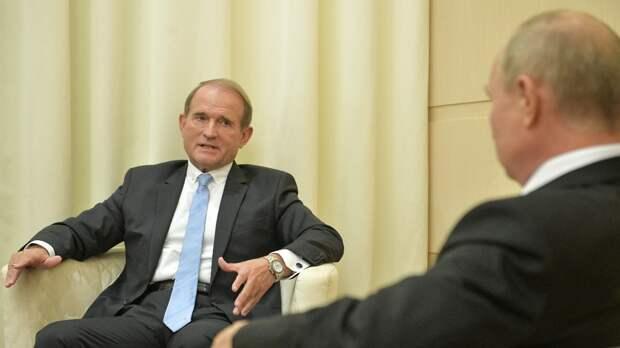 Путин прокомментировал решение суда по делу Медведчука