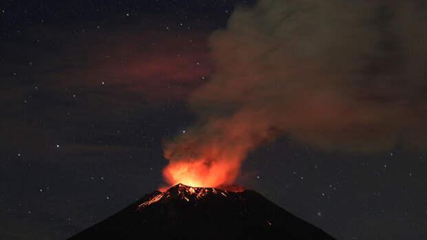 В Исландии выставили на продажу землю с пробудившимся вулканом
