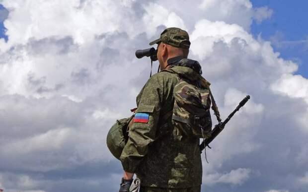 «Обеспечьте отсутствие личного состава»: Донецк предупредил Киев о нанесении удара по позициям ВСУ