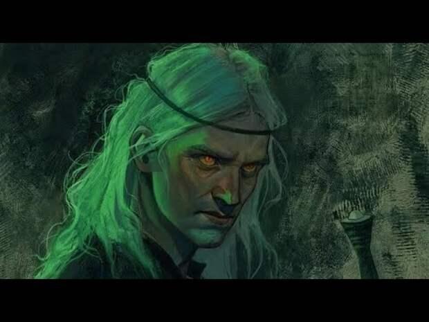 Песня Белого волка (The Song of the White Wolf на русском) из сериала Ведьмак