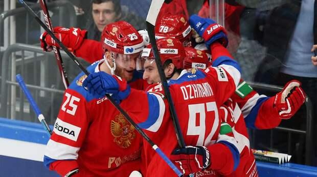Красная машина выезжает за золотом чемпионата мира. Остановить Россию сможет лишь одна сборная