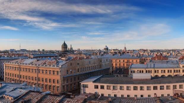 Синоптики рассказали петербуржцам о погоде в пятницу