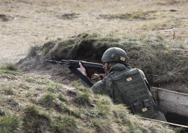 В Калининградской области стартовал чемпионат Балтийского флота по стрельбе из штатного табельного оружия
