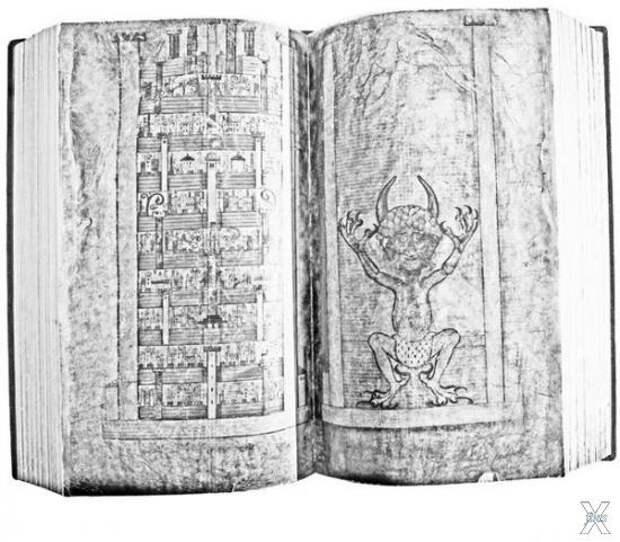 Гигантский кодекс (лат. Codex Gigas) ...