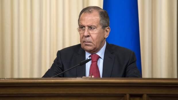 Сергей Лавров заявил о гибридной войне против России и Белоруссии