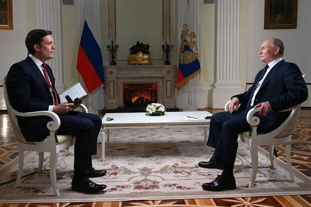 Как в NBC перевели слова Путина о «лиге сексуальных реформ»