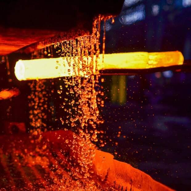 «Мотовилихинские заводы» при поддержке Ростеха возобновили поставки стали в Европу