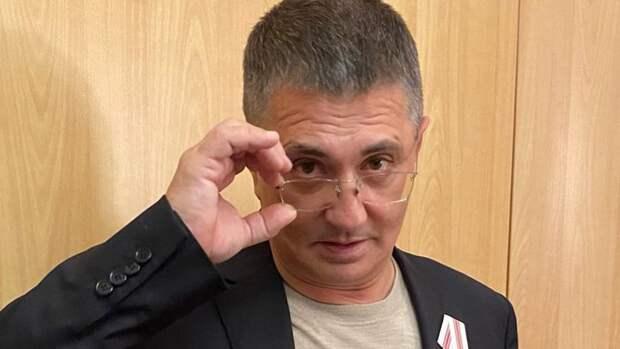Доктор Мясников заявил о начале третьей волны COVID-19 в России