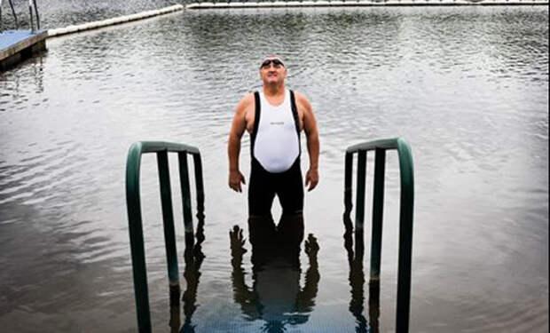 Не чувствую боли: лучшим спортсменом планеты признан Мартин Стрел — ему 62 года
