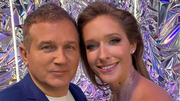 Юрий Горбунов и его жена Катя Осадчая