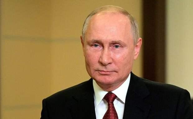 Путин подчеркнул важность участия вголосовании напредстоящих выборах