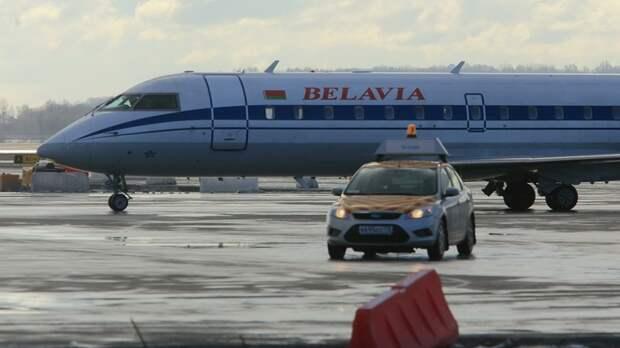 """В """"Белавиа"""" назвали условие полётов в Крым"""