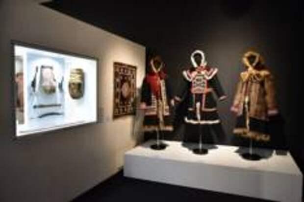 Выставка «Таймыр. Гений места».  Всероссийский музей декоративного искусства