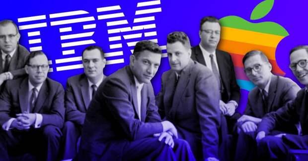Как «предательская восьмерка» сделала Кремниевую долину центром технологий