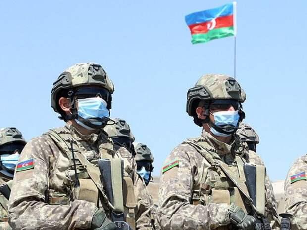 Минобороны Азербайджана заявило о задержании армянского диверсанта, перешедшего через границу