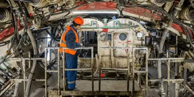 Собянин: Объемы строительства метро в Москве за 10 лет равны половине сделанного за предыдущие 76 лет