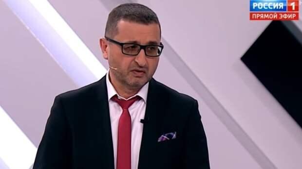Эфир Владимира Соловьева прервали немецкие полицейские