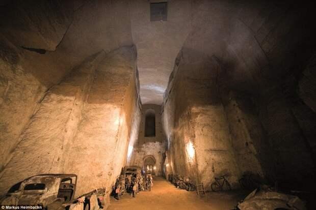 Подземелья Неаполя