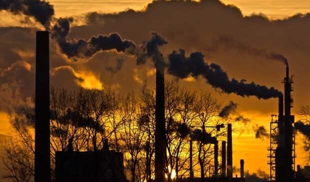Законопроект обограничении выбросов парниковых газов внесен вправительство
