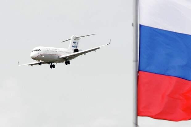 В Совфеде предложили возобновить производство Ту-334 взамен Superjet