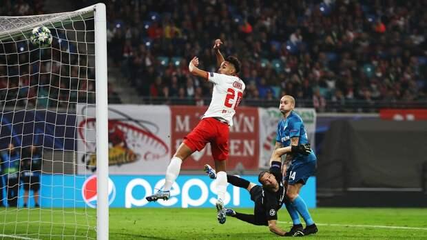 Вворота «Зенита» был забит лучший гол недели вЛиге чемпионов