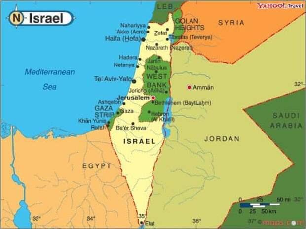 Мир меняет отношение к Израилю