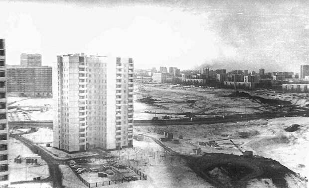 Опасные московские районы при Советском Союзе
