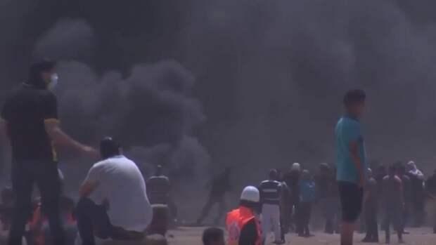 Жертвами израильского обстрела по сектору Газа стали 65 человек