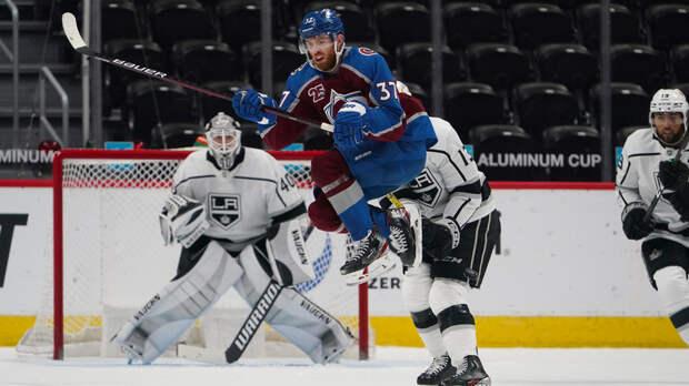 Передача Ничушкина помогла«Колорадо» разгромить«Лос-Анджелес» в НХЛ