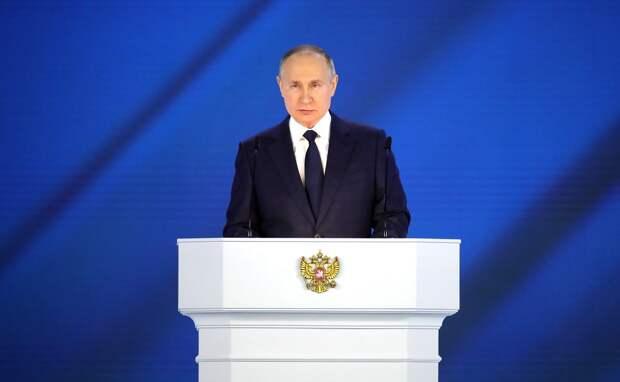 Владимир Путин продолжит работать в самоизоляции