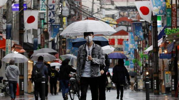 Япония вводит режим усиленных мер против коронавируса