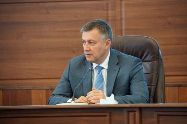 Что успел сделать Игорь Кобзев на посту врио главы Иркутской области