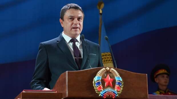 Глава ЛНР заявил о пятикратном увеличении обстрелов со стороны ВСУ