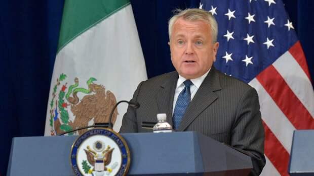 Посол США Салливан покинет Россию до конца недели