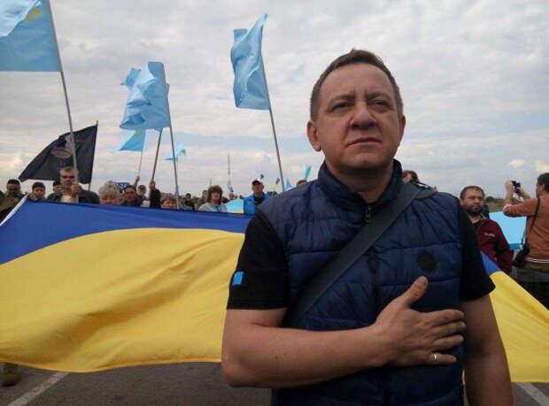 Муждабаев: за посещение Крыма Украина должна быть жесткой с Самойловой