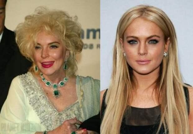Как бы выглядели звезды шоу-бизнеса, если бы у них вдруг закончились деньги (ФОТО)