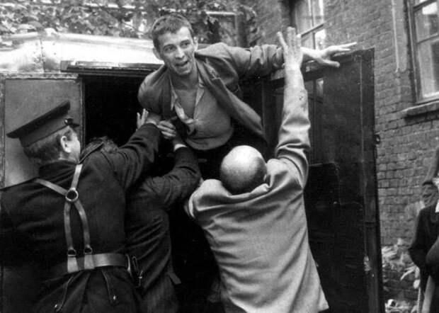 Из истории криминала в СССР (СНГ) (В 3-х статьях)