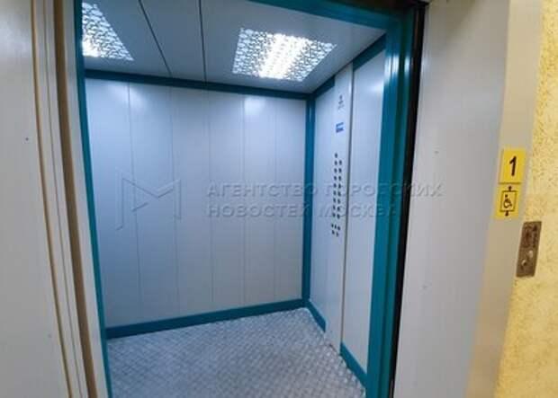 В роддоме №1 на улице Вилиса Лациса заменят девять лифтов
