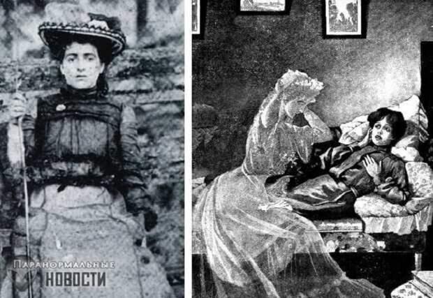 До самой своей смерти в 1916 году Мэри Джейн Хистер верила в свою историю и заверяла, что к ней приходил призрак ее дочери.