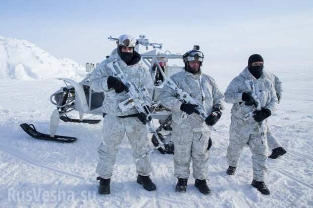 Вероятность военного столкновения России и США в Арктике оценили в Пентагоне