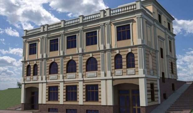 Первый камень заложен: наБору приступили кстроительству Сталин-центра