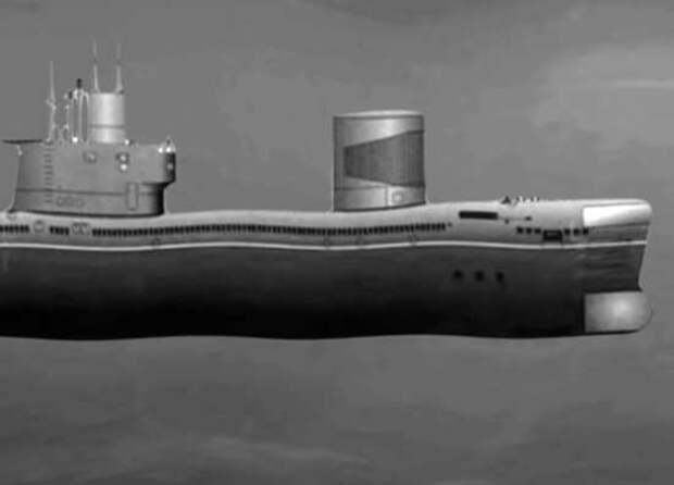 Никто и никогда не угадает зачем этой подлодке вторая рубка. СЕКРЕТНЫЙ советский проект 633Л (2021)