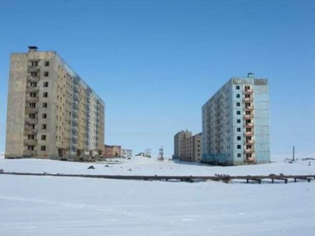 Города-призраки России