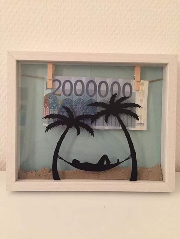 Небанальные и креативные способы подарить деньги
