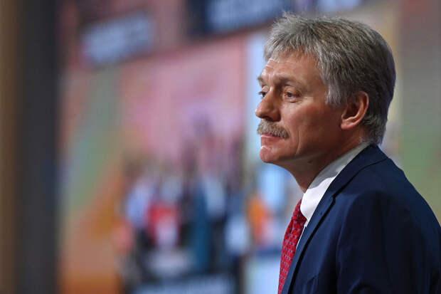 Песков рассказал о самочувствии Путина после вакцинации