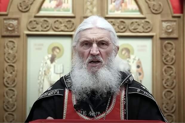 На Урале схиигумена Сергия запретили в служении