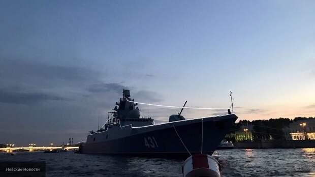 Британцы увидели признаки паники в реакции своего флота на маневры ВМФ РФ в Ла-Манше