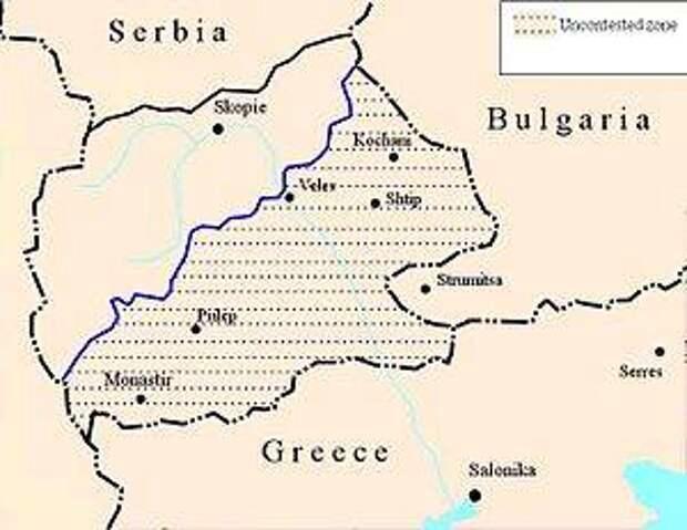 Болгарская благодарность России: тут помним, тут не помним