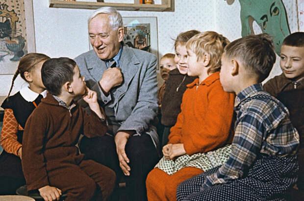 Корней Чуковский о себе, царе и «кухаркиных детях»